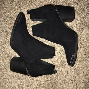 Mossimo Supply Co. Western booties